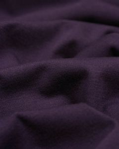 Ponte Jersey Fabric - Plum Purple
