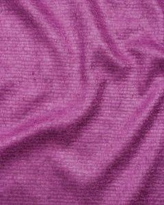 Boucle Rib Jersey Fabric - Foxglove
