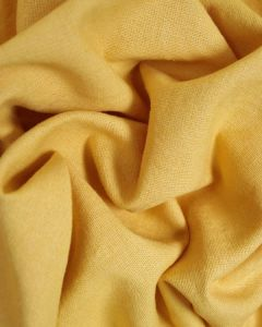 Linen & Cotton Blend Fabric - Soleil