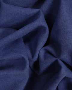 Linen & Cotton Blend Fabric - Hyacinth