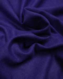 REMNANT Violet Wool Jersey Fabric - 95cm x 150cm