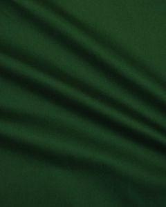 Cotton Poplin Fabric - Bottle Green