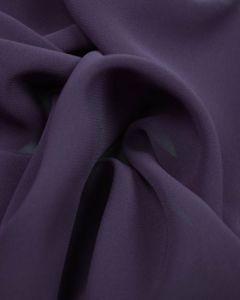 Polyester Georgette Fabric - Indigo