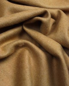 Camel Blend Coating Fabric - Natural