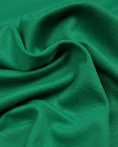 Ponte Jersey Fabric - Jade Green