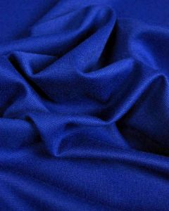 Ponte Jersey Fabric - Royal Blue