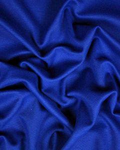 REMNANT Royal Blue Ponte Jersey Fabric - 60cm x 150cm