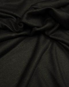 Viscose Jersey Fabric - Black