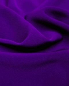 Luxury Crepe Fabric - Violet