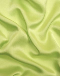 Liquid Satin Fabric - Lime