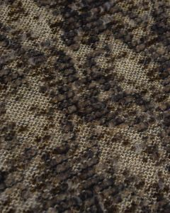 Wool Blend Boucle Knit - Mushroom
