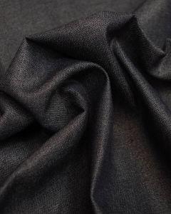 Cotton Denim Fabric - Metallic