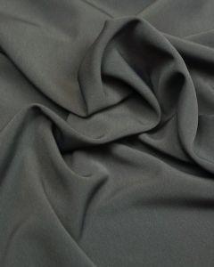 Luxury Crepe Fabric - Pebble
