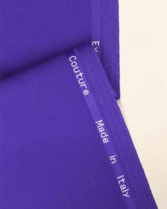 REMNANT Ex Designer Suiting Fabric - Violet - 100cm x 140cm