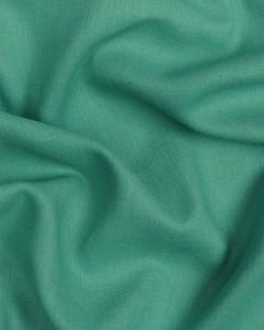 Pure Linen Fabric - Lagoon
