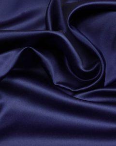 Polyester Duchesse Satin Fabric - Damson
