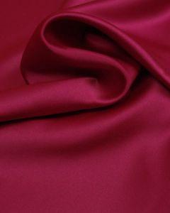 Polyester Duchesse Satin Fabric - Foxglove