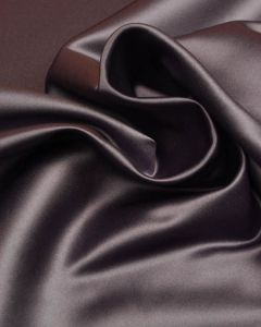 Polyester Duchesse Satin Fabric - Mauve