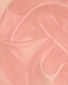 Polyester Organza Fabric - Baby Pink