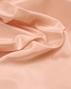 Polyester Taffeta Fabric - Shell Pink
