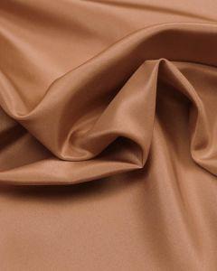 Polyester Taffeta Fabric - Mocha