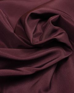 Polyester Taffeta Fabric - Plum Purple