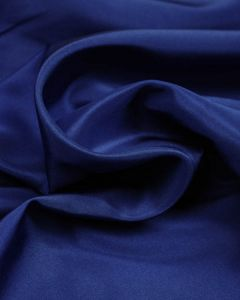 Polyester Taffeta Fabric - Royal Blue