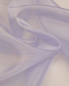 Polyester Organza Fabric - Lavender