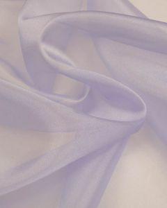 Polyester Organza Fabric - Lavender