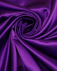Polyester Satin Fabric - Amethyst