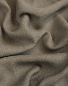Viscose Crepe Fabric - Grey