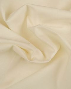 Swiss Linen & Viscose Blend Fabric - Ivory