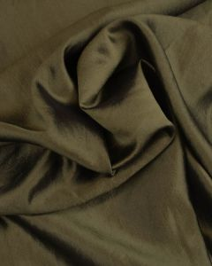 Silk Tissue Taffeta Fabric - Shot Sage