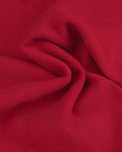 Super Soft Mouflon Coating Fabric - Cherry