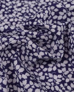 Liberty Tana Lawn Fabric - Glenjade in Indigo