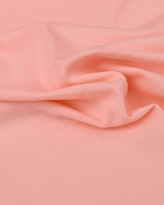 Cotton Jersey Fabric - Baby Pink