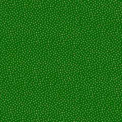 Christmas Patchwork Fabric - Santa Express - Snowball Green