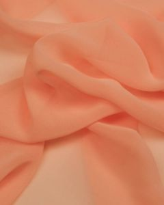 Polyester Georgette Fabric - Pale Pink