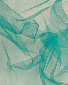 Shimmer Tulle Fabric - Turquoise