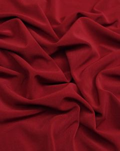 Polyester Jersey Fabric - Claret