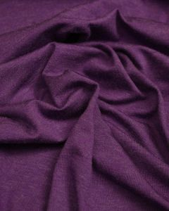 Viscose Blend Jersey Fabric - Purple