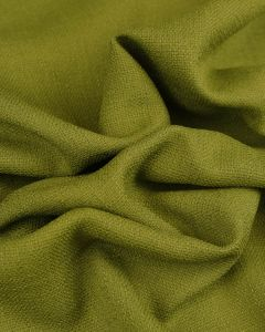 Woven Polyester Suiting Fabric - Green