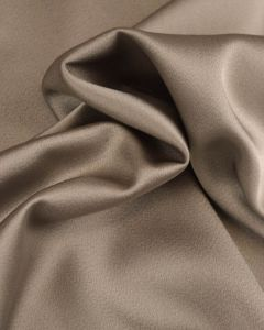 Liquid Satin Fabric - Grey