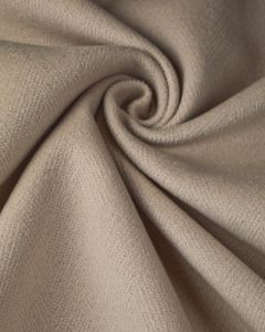 Pure Wool Coating Fabric - Champagne