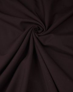 Wool Blend Suiting Fabric - Burgundy