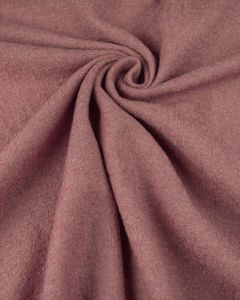 Wool & Viscose Jersey Fabric - Pale Orchid