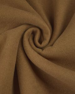 Super Soft Mouflon Coating Fabric - Camel