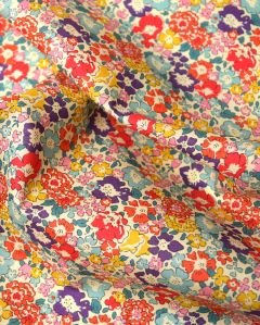 Liberty Tana Lawn Fabric - Michelle in Multi