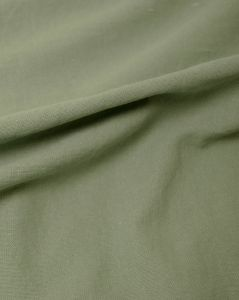 Linen & Cotton Blend Fabric - Rockpool