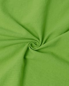 REMNANT Lime Green Linen Blend Fabric - 170cm x 137cm